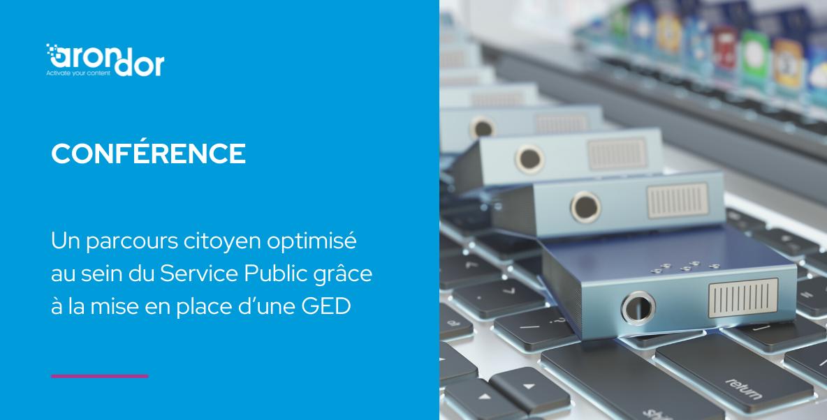 Webinaire - La Gestion Electronique du Courrier : réussir son projet en 1 mois !